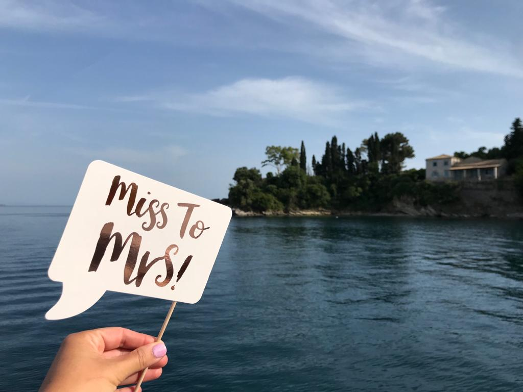How to throw a hen-do in Corfu in Spring